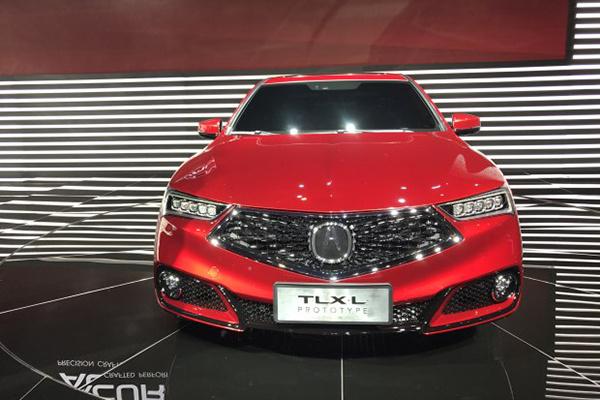 上海车展:讴歌TLX-L Prototype亮相