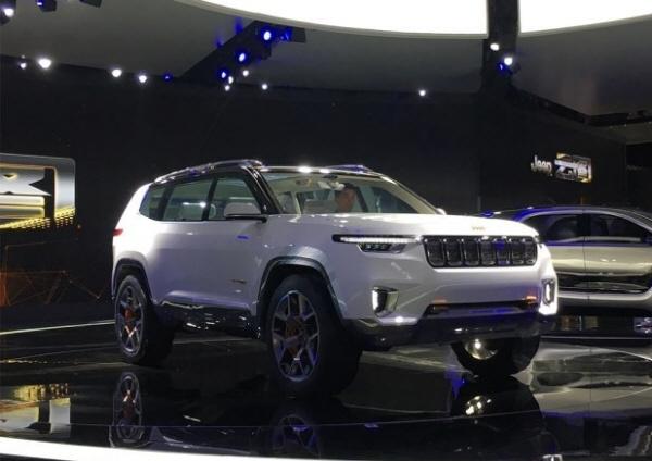2017上海车展概览:车模缺席,一切回归看车本质