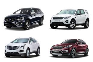 二线豪华车第一季度销量盘点 仅两家未国产