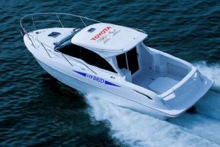 将Hybrid进行到底 丰田打造混动快艇