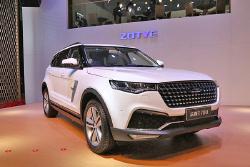 2种动力/10款车型 众泰T700预售13-18万