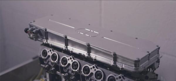 3年内量产 英国公司展示无凸轮轴发动机
