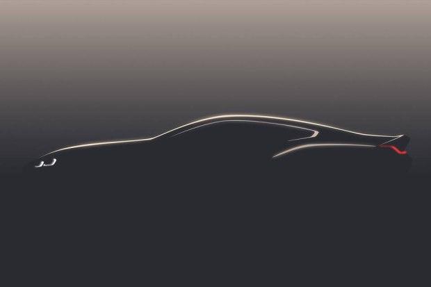 5月26日揭晓真相 宝马8系概念车假想图