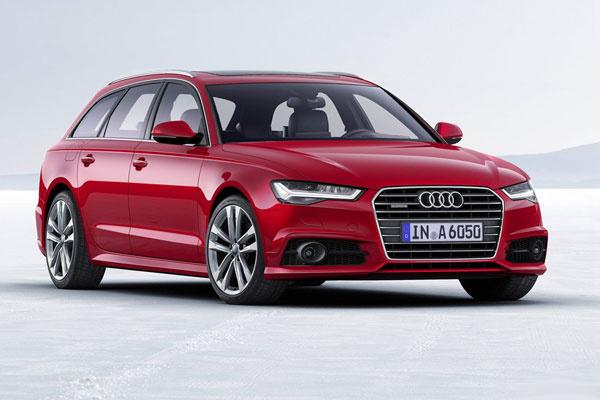 奥迪A6 Avant或45.98万起售 6月3日上市