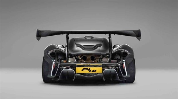 市 加冕最速量产车 P1 LM纽北成绩公布