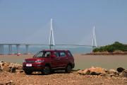 CX70T沿海千里行(2)杭州湾跨海大桥,老司机必须走一遭