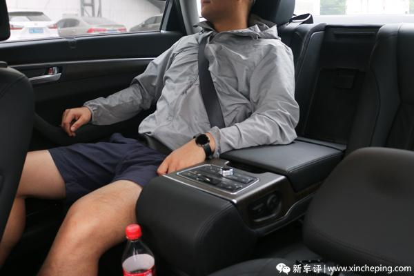 江淮瑞风A60长测:老板座驾,舒适性能否让人满意