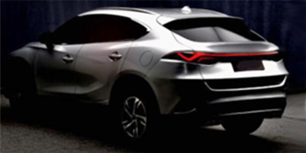 三种车身造型 君马汽车SUV设计草图曝光