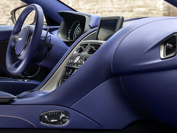 售236.8万元 DB11 V8版官图/售价公布
