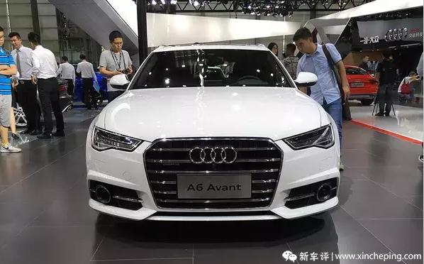 奥迪A6 Avant国内首发 或售45.98万起
