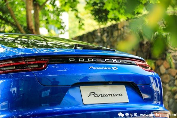 保时捷全新Panamera 4S首试:论豪华存在感