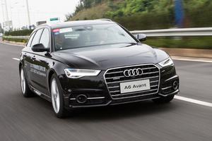 新车评网试驾奥迪A6 Avant视频:当个有逼格奶爸难吗?
