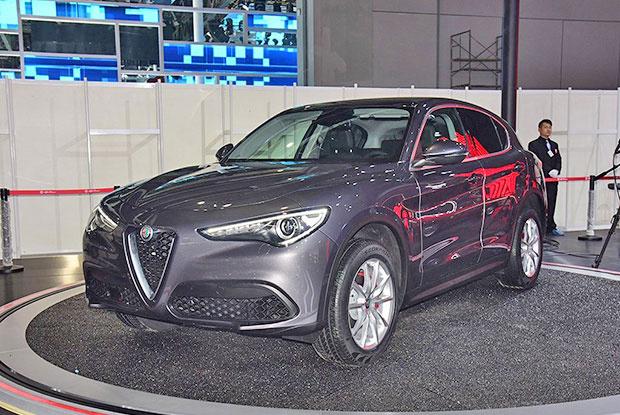 阿尔法罗密欧或有望推出7座中大型SUV