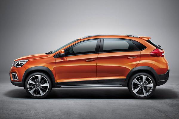 售5.59-6.29万 瑞虎3x舒适版车型上市
