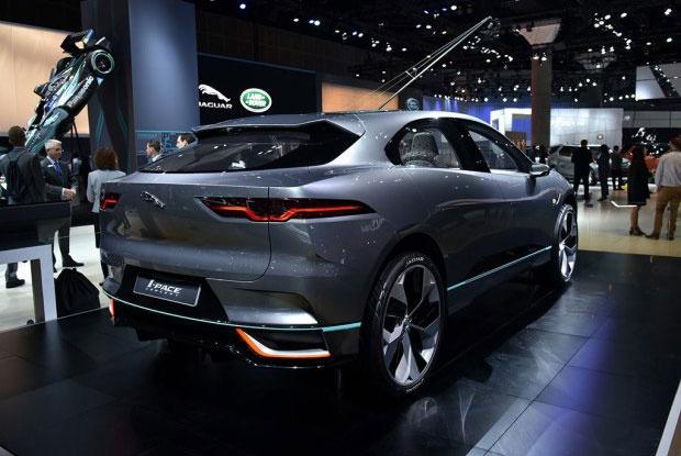 有望7月13日发布 捷豹I-PACE已正式投产