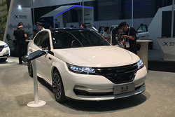 萨博平台打造 NEVS 9-3系列概念车首发