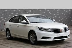 或9月上市 荣威i6 1.6L车型申报图曝光