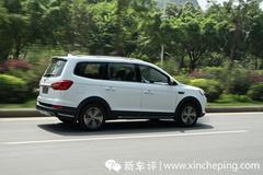 东风风行景逸X6 1.5T首试:一半SUV,一半MPV