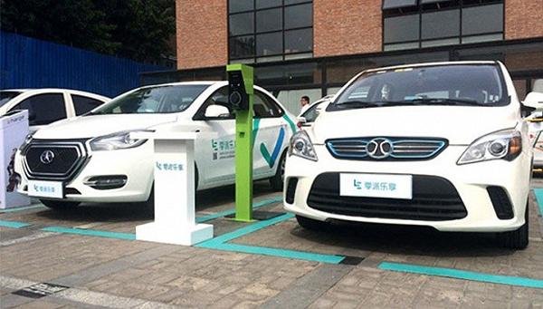 """外媒:中国的电动汽车其实很"""""""