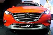 2017成都车展新车视频:2018款马自达CX-4