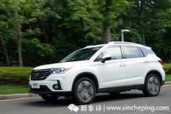 传祺GS4 PHEV首试:新能源SUV的新选择