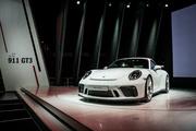 生于赛道,驰于公路:保时捷新款911 GT3中国首秀