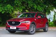 推荐2.0L高配车型 新长安马自达CX-5配置价格分析