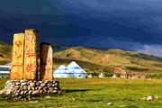 【部落】梦回千里西域行—新疆独库穿越自驾游记