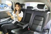 自主紧凑型SUV横评:有钱MM为你们挑出了最舒服的第二排