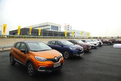 东风雷诺测试跑道落成:中国特供的全球车型你喜欢吗