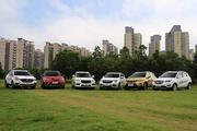 视频前戏,六台当红小型SUV谁最实在?