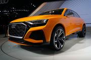 2017广州车展新车快评:奥迪Q8 Sport Concept