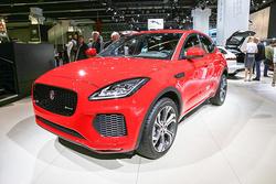 国产后或售25万元起?捷豹紧凑型SUV--E-PACE最新消息