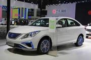 东风风行新能源升档提速 两款EV车型广州车展发布
