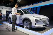 2017广州车展新车快评:北京现代氢燃料电池车