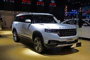 广州车展重头新车之昌河Q7:这台SUV貌似有点像CS95?