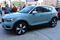 国产版明年推出 沃尔沃XC40海外下线