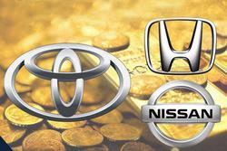 三大日系车企谁最赚钱? 第一远超二三名总和