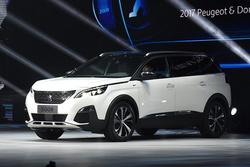 标致5008新增车型上市 售22.57-23.57万