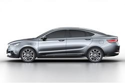 搭1.5T新能源动力,吉利K车型申报图曝光