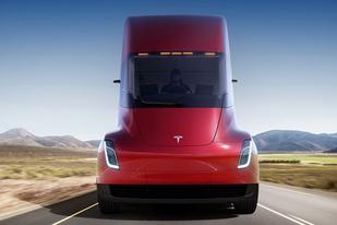 15万美元起 特斯拉公布Semi卡车预售价