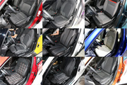 设计+科技,织物座椅横评:连续上了65台车,最舒服的是它