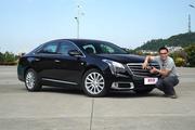 凯迪拉克XTS原创视频:中期改款,瞄准高性价比豪车