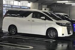 加入直喷技术,换装8AT,新款丰田埃尔法实车曝光