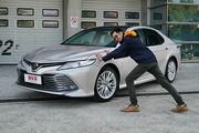 凯美瑞原创试驾视频:丰田来跟你谈驾驶,这件事靠谱吗?