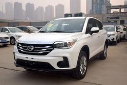 广汽传祺明年新车消息 GS4改款/GS5换代