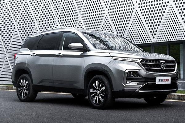 全新宝骏530购买推荐 推荐豪华版车型