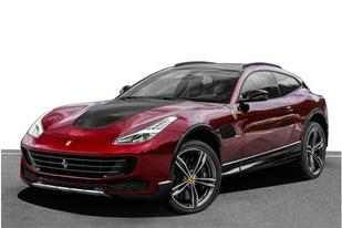 FCA CEO证实 法拉利未来将推出SUV车型