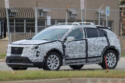 将配备自动驾驶技术,凯迪拉克XT4有望年内国产并上市