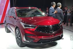 北美车展:年底引入国产,讴歌全新RDX原型车发布